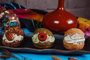 Индийские десерты © Фото со страницы ресторана «Томми Lee» в инстаграме www.instagram.com/tommilee_cafe
