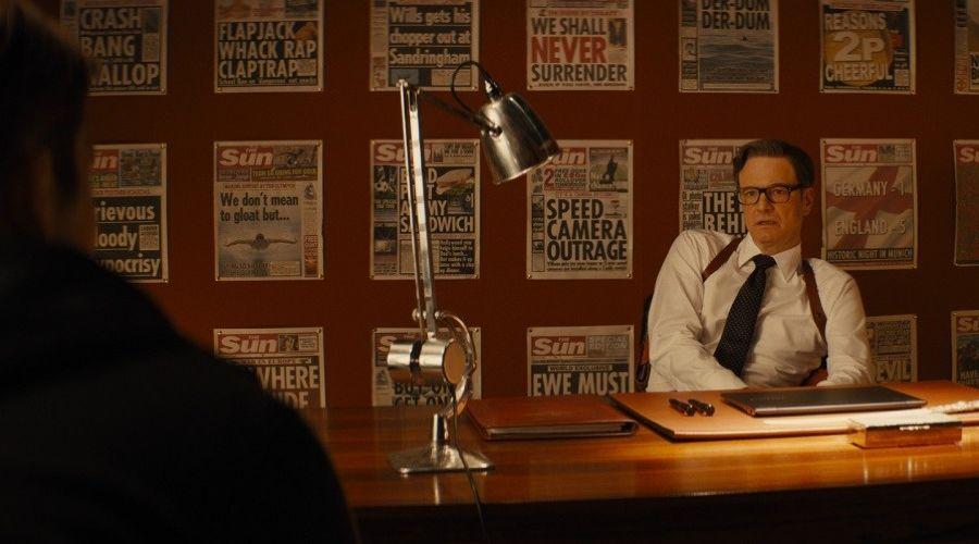 Кадр из фильма «Kingsman: Секретная служба», реж. Мэттью Вон, 2015 год © Фото с сайта kinopoisk.ru