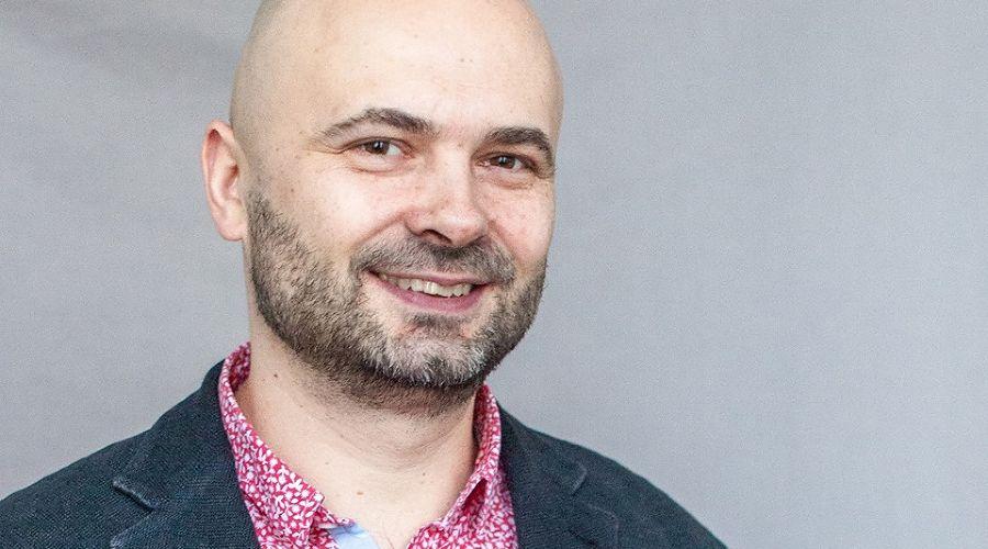 Владимир Дудченко © Фото из группы «Цикл лекций: Как устроено современное искусство» в фейсбуке www.facebook.com/LectureArt