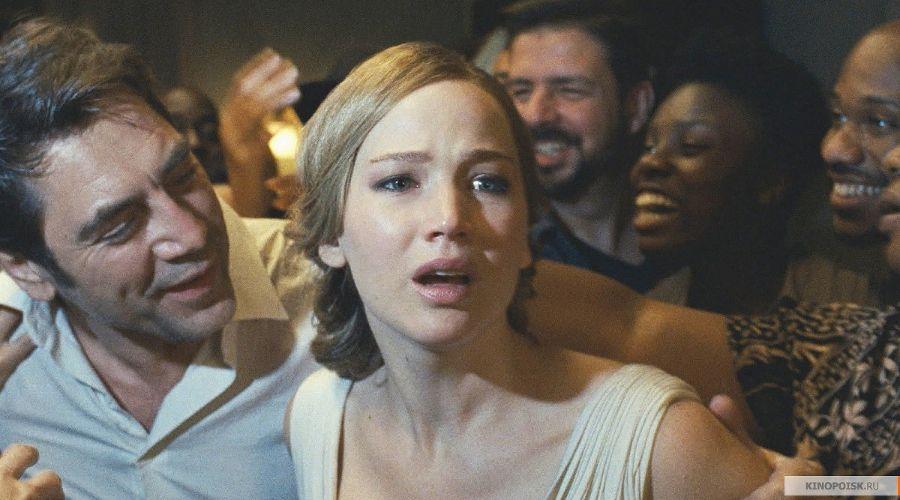 Кадр из фильма «Мама!» © Фото с сайта kinopoisk.ru