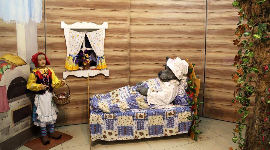 Выставка «Ожившие сказки» © Фото с сайта музея-заповедника им. Фелицына, felicina.ru