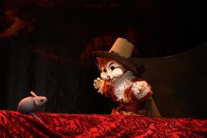 Спектакль «Кот в сапогах» © Фото из группы «Краснодарский Краевой Театр Кукол» «ВКонтакте» vk.com/club14341436