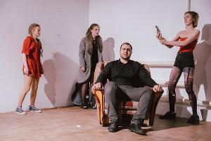 Спектакль «КроткиЕ» © Фото Веты Цукахиной