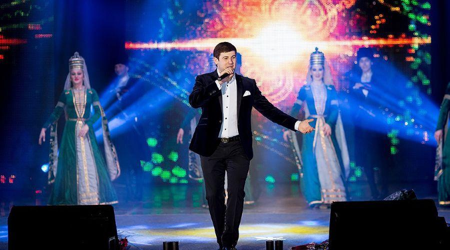Азамат Биштов © Фото Сергея Толокова из группы «Азамат Биштов» «ВКонтакте» vk.com/azamat_bishtov