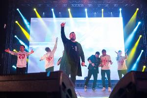 Концерт группы «Руки Вверх!» в Краснодаре © Фото Юга.ру