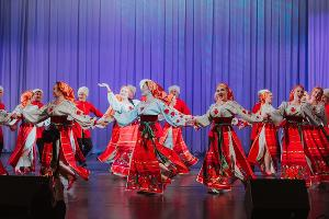 Ансамбль «Ивушка» © Фотография предоставлена пресс-службой Краснодарской филармонии им. Пономаренко