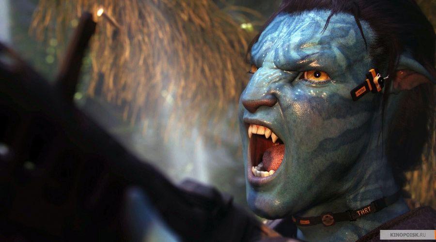 Кадр из фильма «Аватар» © Фото с сайта kinopoisk.ru
