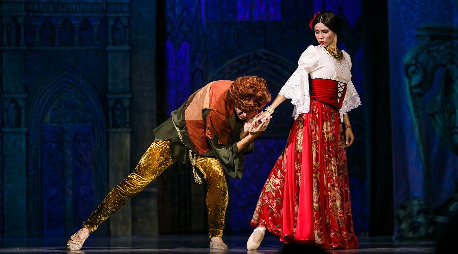 Балет «Эсмеральда» © Фотография предоставлена пресс-службой краснодарской филармонии