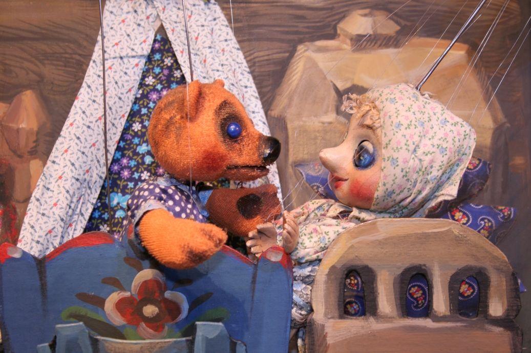 Маша и три медведя картинки для спектакля