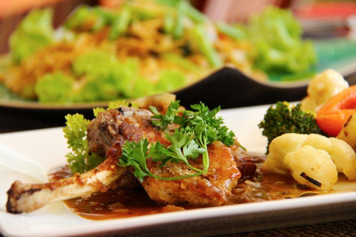 Шашлык из баранины ©Фото с сайта pxhere.com