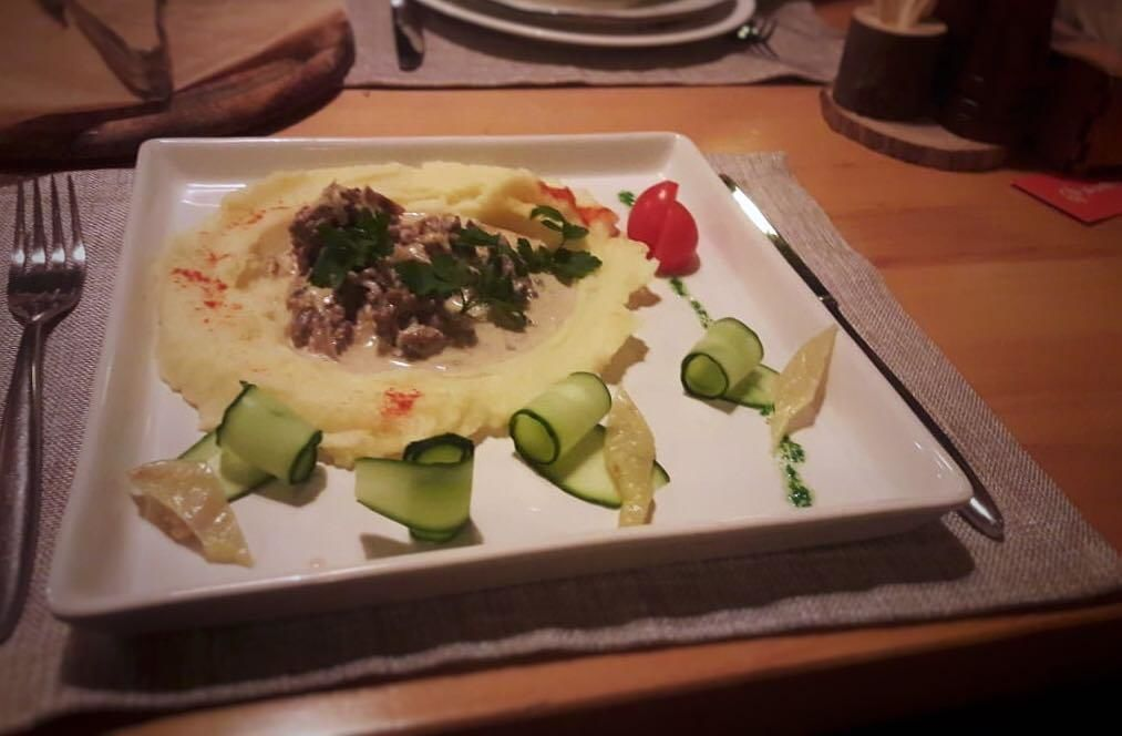 Бефстроганов ©Фото со страницы кафе «Итальяшка» в инстаграме www.instagram.com/cafe_italyashka