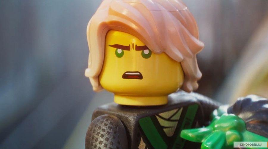 Кадр из фильма «Лего Ниндзяго Фильм» © Фото с сайта kinopoisk.ru