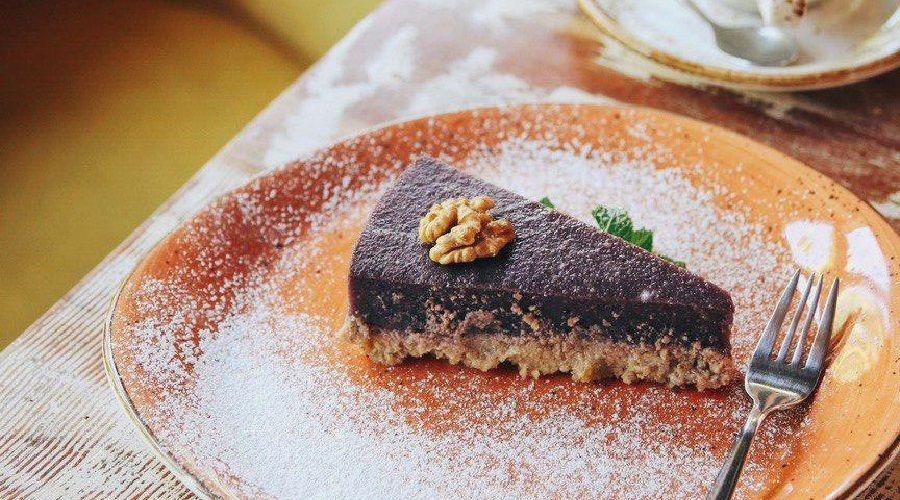 Грузинский десерт пеламуши