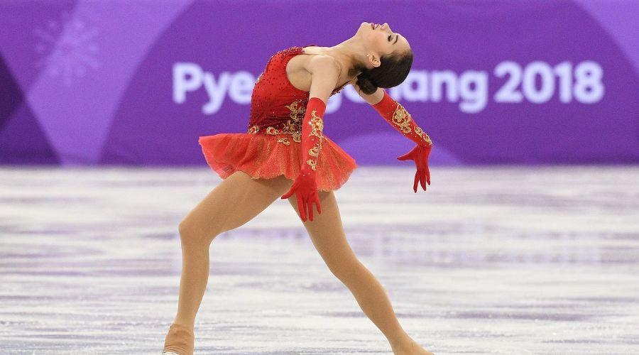 Алина Загитова © Фото из группы «Alina Zagitova – Queen Of Ice! Алина Загитова» «ВКонтакте» vk.com/alina_queen_of_ice