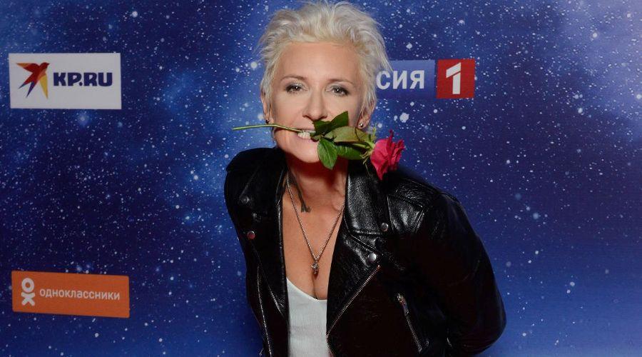 Диана Арбенина © Фото Артура Лебедева, Юга.ру