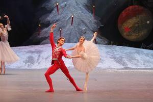 Балет «Щелкунчик» © Фото с сайта theatrehd.ru