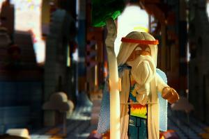 Кадр из фильма «Лего Фильм» ©Фото с сайта kinopoisk.ru