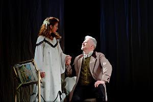 Спектакль «Эх, женюсь на молоденькой!» © Фото пресс-службы «Творческого Дома Невинных»