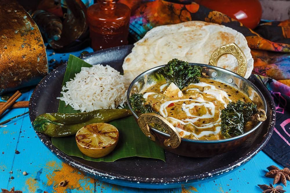 Сабджи «Махараджа» ©Фото со страницы ресторана «Томми Lee» в инстаграме www.instagram.com/tommilee_cafe