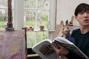 Кадр из фильма «Кролик Питер» ©Фото с сайта kinopoisk.ru