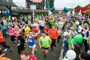 Зеленый марафон © Фотография предоставлена пресс-службой ПАО Сбербанк