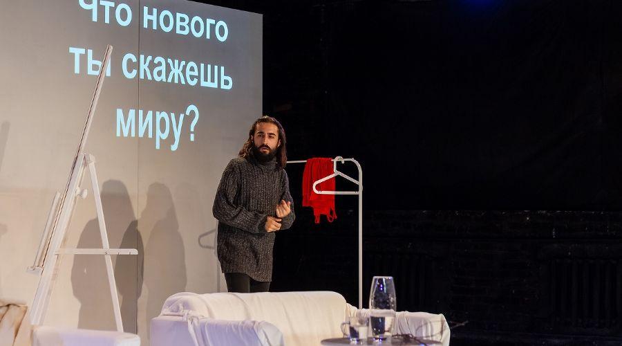 Спектакль «Шоу-рум» © Фото Татьяны Жихаревой