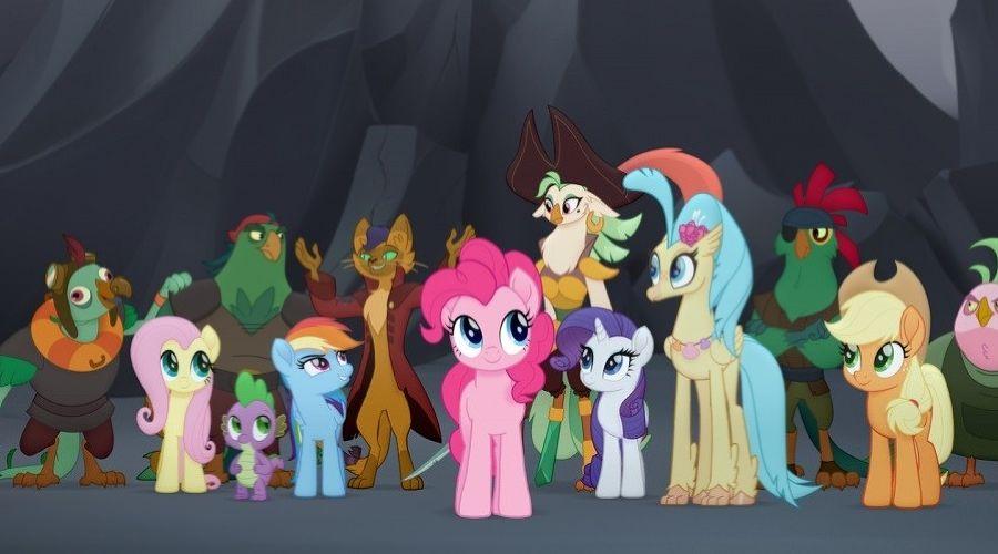 Кадр из мультфильма «My Little Pony в кино» © Фото с сайта https://www.kinopoisk.ru