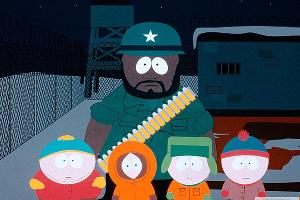 Кадр из мультфильма «Южный Парк: Большой, длинный, необрезанный» ©Фото с сайта kinopoisk.ru