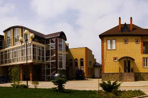 """Гостинично-коттеджный комплекс """"Nord Avenue"""" © Фото Юга.ру"""