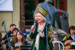Валентина Савельева © Фотография предоставлена пресс-службой краснодарской филармонии