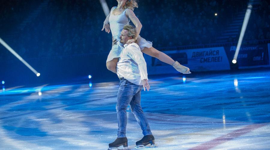 Ледовое шоу «Чемпионы» © Фото предоставлено продюсерской компанией «Илья Авербух»