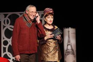 «Попугаиха и цыпленок» © Фотография предоставлена пресс-службой Молодежного театра