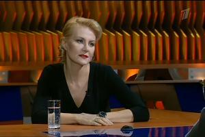 Рената Литвинова © Скриншот видео с сайта youtube.com