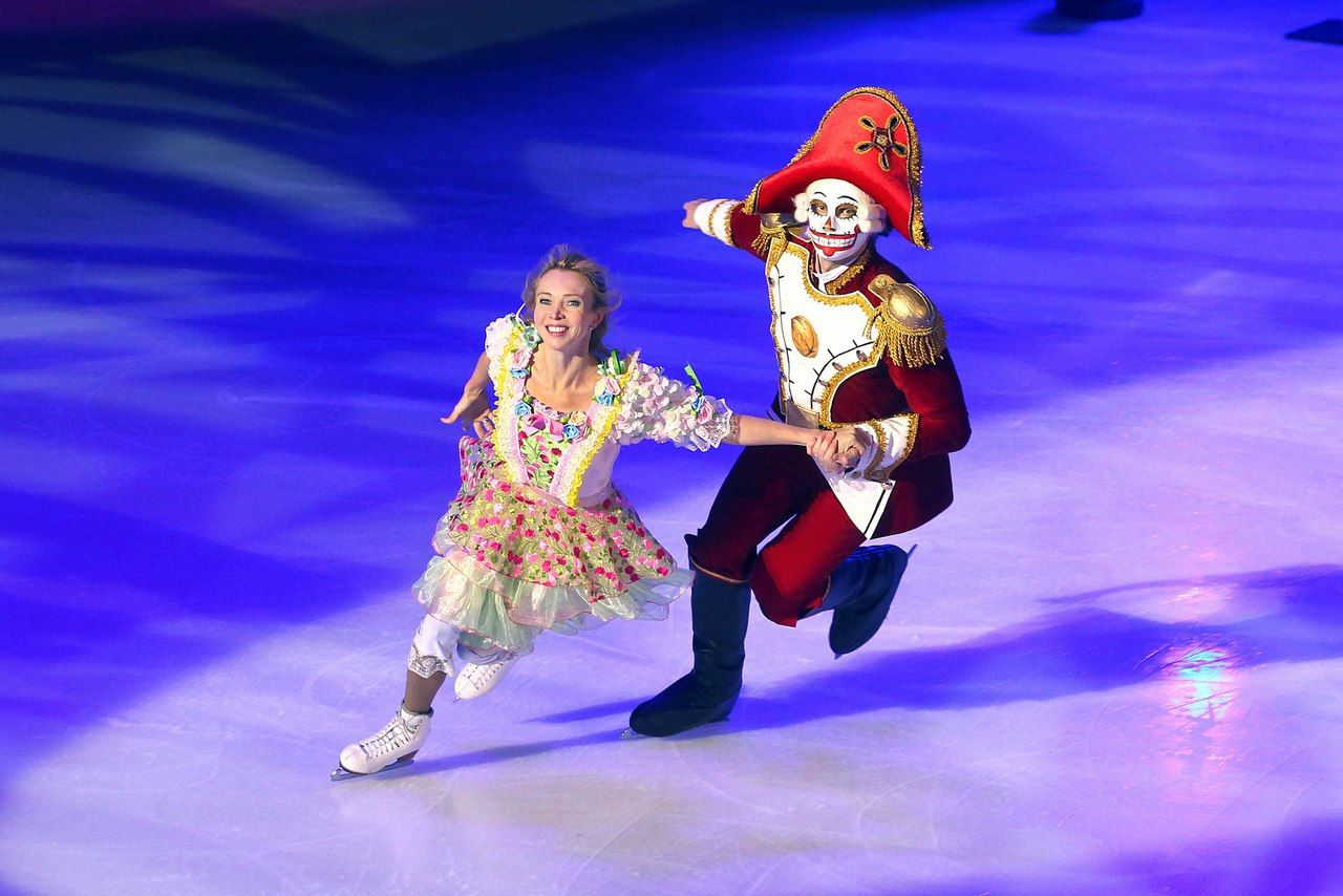 Ледовое шоу «Щелкунчик и Мышиный король» ©Фото с сайта piterzavtra.ru