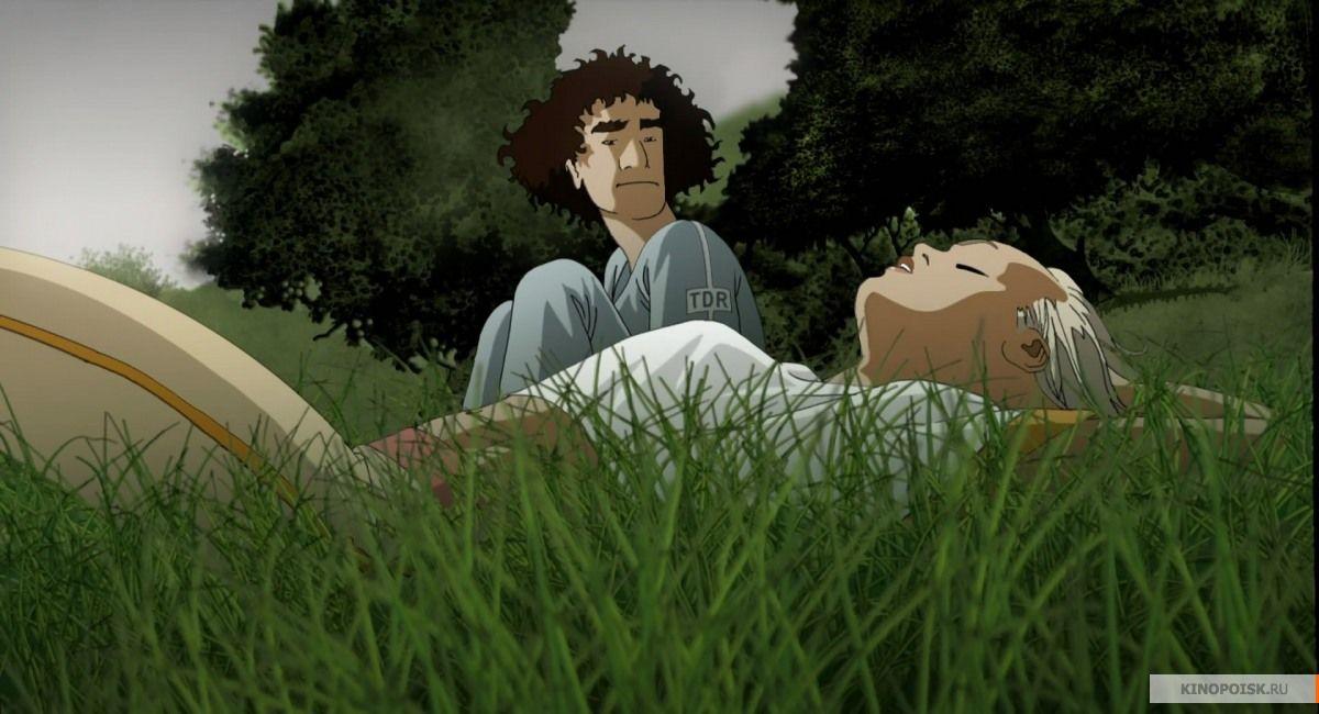 Кадр из мультфильма «Эдит и я» ©Фото с сайта kinopoisk.ru