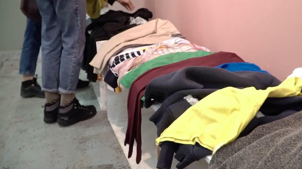 Своп-вечеринка в «Типографии» ©Кадр из видео Владимира Кондратенко