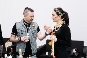 Иолина Грибкова и Евгений Мельченко ©Фото Дениса Яковлева