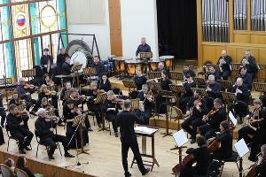 Кубанский симфонический оркестр © Фотография предоставлена пресс-службой КМТО «Премьера»