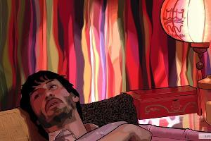 Кадр из фильма «Помутнение» ©Фото с сайта kinopoisk.ru