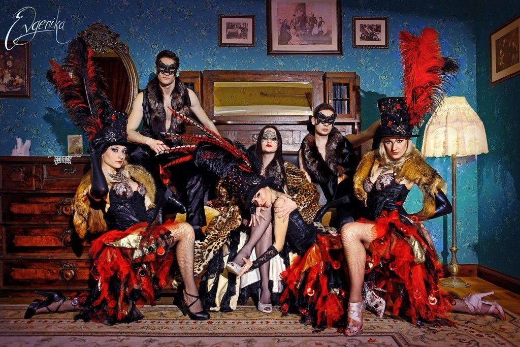 Балет «Венеция» ©Фото со сайта venecia-show.ru