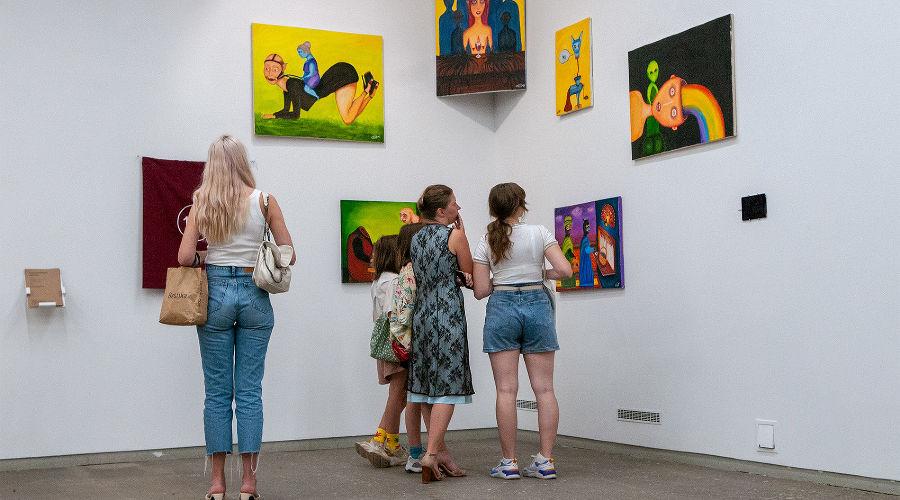Выставка «Непослушницы» © Фото Дмитрия Пославского, Юга.ру
