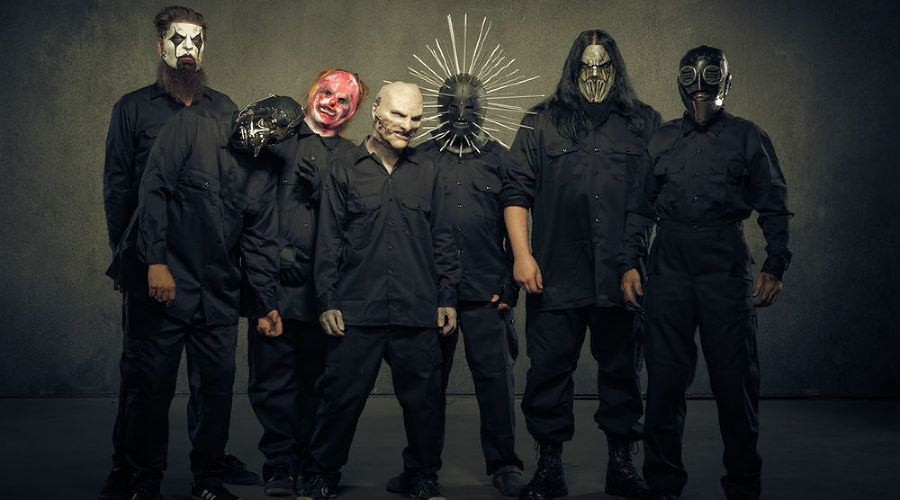 Slipknot © Фото с сайта onrockwave.com