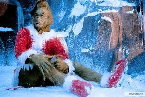 Кадр из фильма «Гринч – похититель Рождества», реж. Рон Ховард, 2000 год ©Фото с сайта kinopoisk.ru
