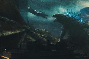 Кадр из фильма «Годзилла 2: Король монстров», реж. Майкл Догерти, 2019 год © Фото с сайта kinopoisk.ru