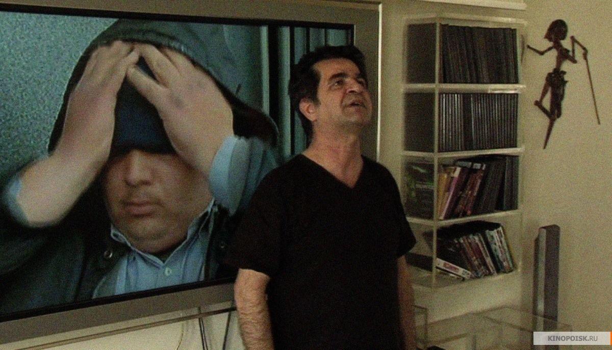 Кадр из фильма «Это не фильм»
