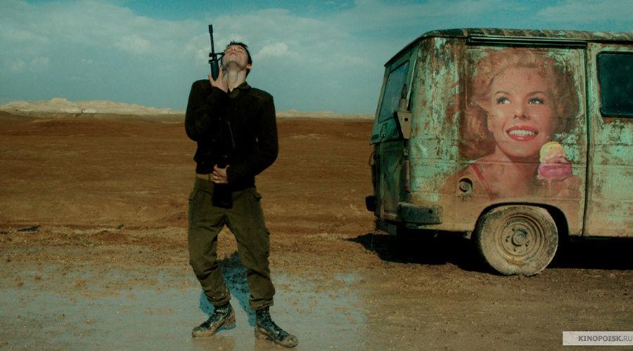 Кадр из фильма «Фокстрот» © Фото с сайта kinopoisk.ru