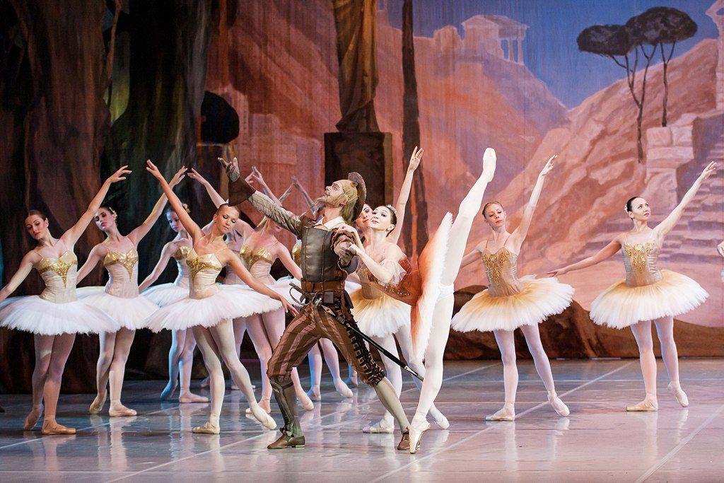 Картинки балета дон кихот