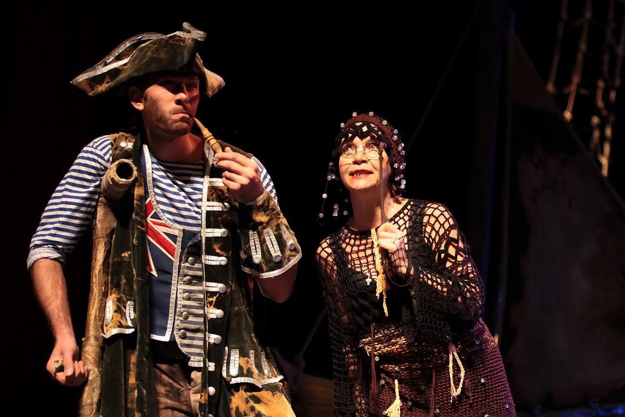 Веселый Роджер ©Фотография предоставлена пресс-службой театра драмы