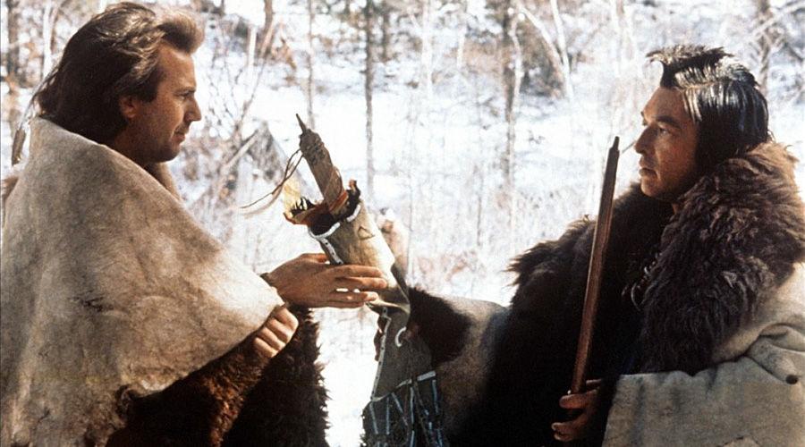 Кадр из кинофильма «Танцующий с волками» ©Фото с сайта kinopoisk.ru